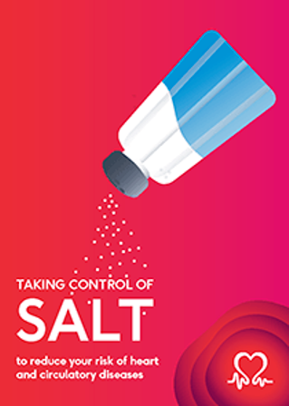 Large image for Taking control of salt to reduce your risk of heart and circulatory diseases